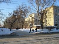 Новосибирск, улица Тургенева, дом 155. станция скорой помощи