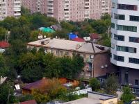 Novosibirsk, st Turgenev, house 70. Apartment house