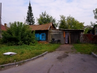 Novosibirsk, st Turgenev, house 129. Private house