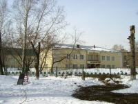 Novosibirsk, st Turgenev, house 221. court