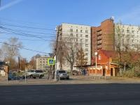 Новосибирск, улица Тургенева, дом 167. общежитие НГАСУ, №5