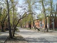 Новосибирск, улица Тенистая, дом 6. многоквартирный дом