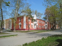 Новосибирск, улица Тенистая, дом 10. многоквартирный дом