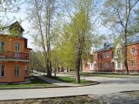 Новосибирск, улица Тенистая, дом 14. многоквартирный дом