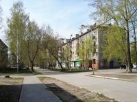 Новосибирск, улица Тенистая, дом 20. многоквартирный дом