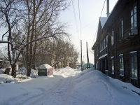 Новосибирск, Старое шоссе, дом 5. многоквартирный дом
