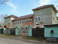 улица Сызранская, house 1. неиспользуемое здание