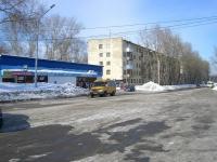 Новосибирск, улица Твардовского, дом 4. многоквартирный дом
