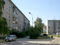 Novosibirsk, st Tvardovsky, house 12. Apartment house