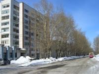 Novosibirsk, st Tvardovsky, house 20. Apartment house