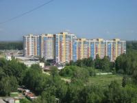 Novosibirsk, st Tvardovsky, house 22/6. Apartment house