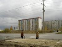 Novosibirsk, Uchenicheskaya st, house 2А. Apartment house