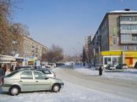 Novosibirsk, st Sophiyskaya, house 1. Apartment house