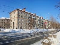 Novosibirsk, st Sophiyskaya, house 4. Apartment house