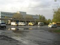 Novosibirsk, st Sophiyskaya, house 20. industrial building