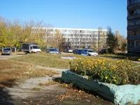Новосибирск, улица Тружеников, дом 10. школа №121