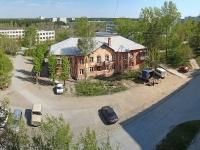 Новосибирск, улица Тружеников, дом 12. многоквартирный дом