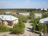 Новосибирск, улица Тружеников, дом 16А. школа №119