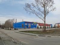 """Новосибирск, улица Часовая, дом 2. спортивный комплекс """"Энергия"""""""