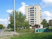 Новосибирск, улица Шлюзовая, дом 14. многоквартирный дом