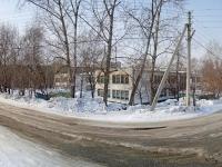 Новосибирск, улица Шлюзовая, дом 30. детский сад №33, Тополек