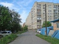 Новосибирск, улица Чкалова, дом 70/1. многоквартирный дом