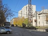 Новосибирск, улица Шекспира, дом 6. многоквартирный дом