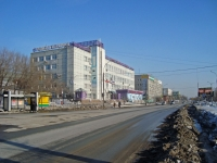 Новосибирск, улица Фабричная, дом 16. офисное здание