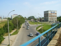 Новосибирск, улица Фабричная, дом 55. офисное здание
