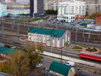 Новосибирск, улица Фабричная, дом 1. офисное здание