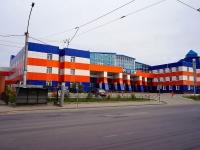 Новосибирск, улица Фабричная, дом 18. пожарная часть