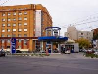 """Новосибирск, улица Фабричная, дом 24. автозаправочная станция """"Прайм"""""""