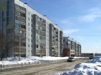 Новосибирск, улица Фадеева, дом 24. многоквартирный дом