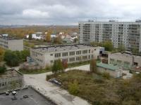 Новосибирск, улица Фадеева, дом 87/1. хозяйственный корпус