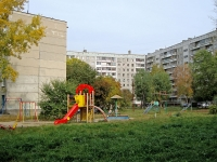 Novosibirsk, st Chemskaya, house 2. Apartment house