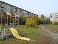 Новосибирск, улица Чемская, дом 12. многоквартирный дом