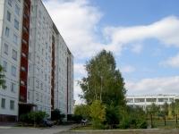 Новосибирск, улица Чигорина, дом 10. многоквартирный дом