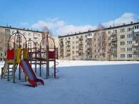 Новосибирск, улица Чигорина, дом 14/2. многоквартирный дом