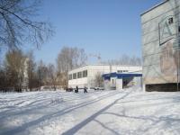 Новосибирск, улица Ударная, дом 21. школа №187