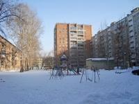 Новосибирск, улица Ударная, дом 33/1. многоквартирный дом