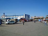 Novosibirsk, st Khilokskaya, house 9А. shopping center