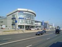"""Новосибирск, проезд Энергетиков, дом 4А. автосалон """"Автомир"""""""
