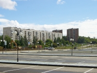 Новосибирск, улица Федосеева, дом 12. многоквартирный дом
