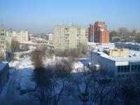 Новосибирск, улица Федосеева, дом 36. многоквартирный дом