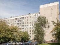 Новосибирск, улица Федосеева, дом 1. многоквартирный дом