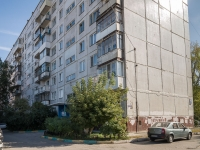Novosibirsk, st Fedoseev, house 10. Apartment house