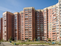 Novosibirsk, st Fedoseev, house 2. Apartment house