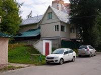 Новосибирск, улица Чехова, дом 72. индивидуальный дом