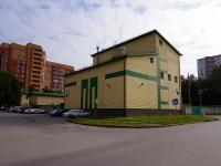 Новосибирск, улица Чехова, дом 92. офисное здание