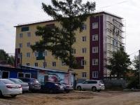 Новосибирск, улица Чехова, дом 143. строящееся здание